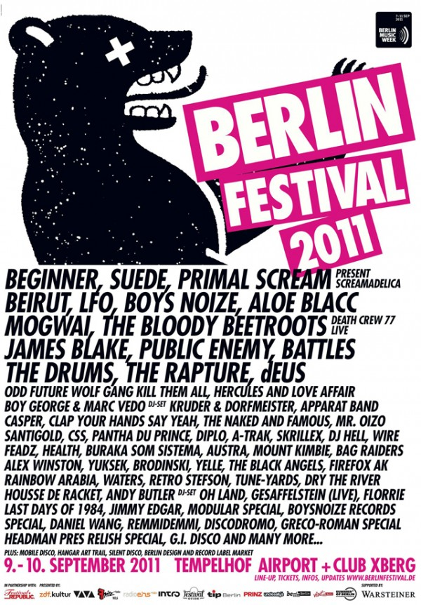 Berlin Festival 2011 - News - Radio Basslover de