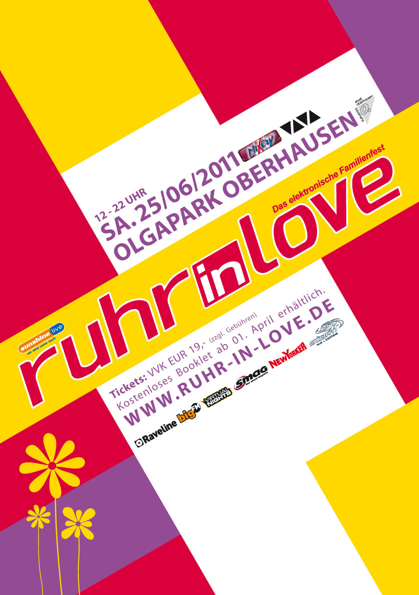 Ruhr in Love 2011